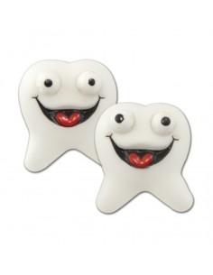 Happy Tooth Eye Popper